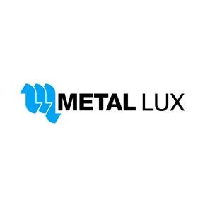 logo metal lux