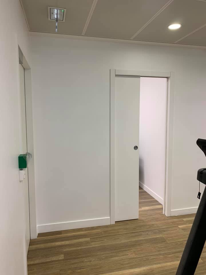 nos rénovation - professionnel - rénovation de bureaux d'entreprise