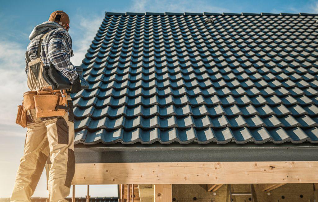 Permis modification de toiture